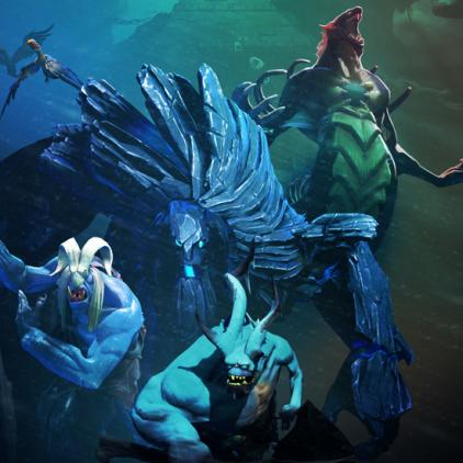 Siltbreaker Act II : Dota 2 adds something more for Battle Pass Owners