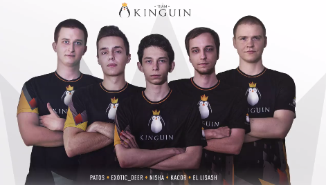 team penguin